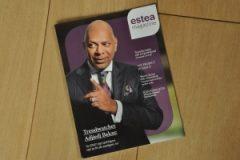 Productie 'Estea Magazine'